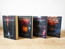 Livros: Maze Runner ( novos )