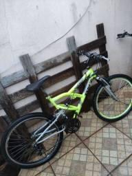 Bike Full Suspension semi nova
