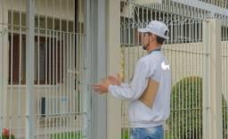 Vendedor porta a porta