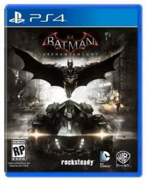 Título do anúncio: Batman Arkham Knight PS4 - Midia Fisica