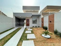 Belíssima casa nova no bairro Santa Luzia!