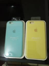 Capa para iPhone 6 S - Silicone Case