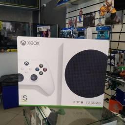 Xbox séries S novo