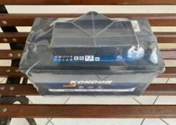 Bateria Kondor 80ah, Ix35, Tucson, Santa Fe, Sportage,  Azera!