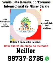 Cota Remida Thermas Internacional