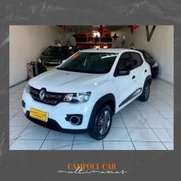 Título do anúncio: Renault Kwid Zen 1.0 12v 4P