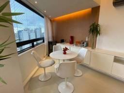 Título do anúncio: Lindo apartamento 130m2 4 quartos 2 suítes no 14° andar bem ventilado no coração de Boa Vi