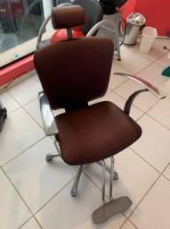 Cadeira dompel reclinavel