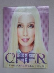 DVD original CHER The Farewell Tour