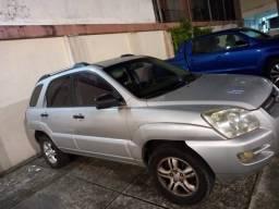 Título do anúncio: Vendo carro Sportage LX 2.0 2008/2009