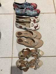 Sapatos 37/38