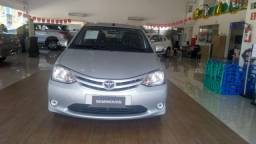 TOYOTA ETIOS 1.5 XS 16V FLEX 4P MANUAL. - 2017