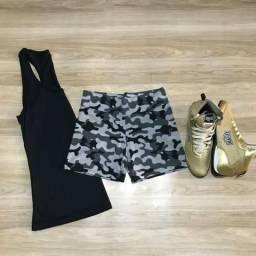 Shortinhos Fitness