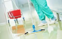 Auxiliar de Limpeza e aux de Higienização