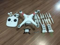 Drone DJI Phantom 2 vision (LÉIA O ANÚNCIO)