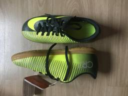 Chuteira Nike jr mercurial - salão cb0e0fc852ca7