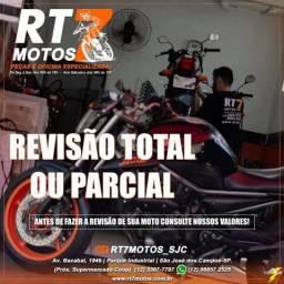 Revisão de Motos a partir R$ 79,00 . Completa ou Parcial