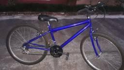 Vendo bicicleta pouco usada sem nenhum detale