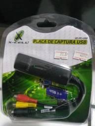 Placa de captura de vídeo USB