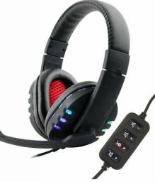 Fone Fio Headset Stereo Usb Pc Ps3 Xbox Notebook Boas Bq9700