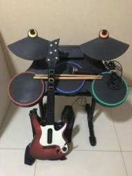 PS3 - Guitar Hero - Banda Completa
