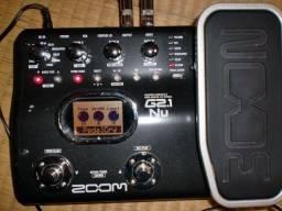 Pedaleira Zoom G2.1nu