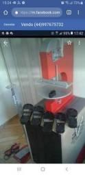 Máquina de fazê chinelos