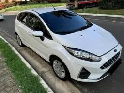 Ford Fiesta Se Automático 2018 único dono - 2018
