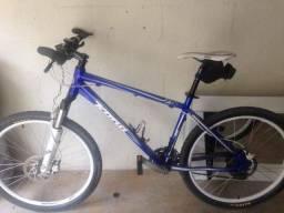 Vendo Bike/ bicicleta: Kona Blast 18 Azul comprar usado  Marília