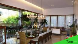 Casa com 3 quartos sendo todos suítes à venda, 410 m² por R$ 3.650.000 - Residencial Aldei
