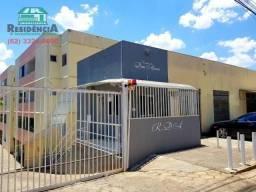 Apartamento com 2 dormitórios para alugar, 60 m² por R$ 550/mês - Maracanã - Anápolis/GO