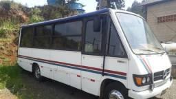 Trocamos Ônibus MB 608 por Van de menor valor + restante em dinheiro