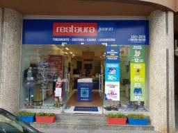 Repasse da franquia Restaura Jeans - Brusque Santa Catarina repasse franquia