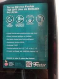 Vendo forno elétrico fischer em perfeito estado r$150,00