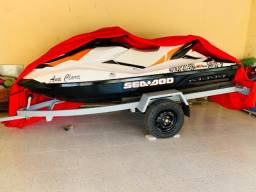 Jet sky Sea Doo GTI 130 2012 74horas - 2012