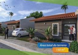 Casa no condominio Boulevard - Entrada facilitada