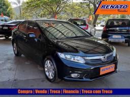 Honda Civic 2014 1.8 LXS Flex Automático - 2014