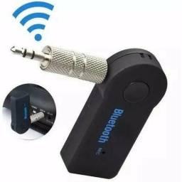 Adaptador Receptor Bluetooth Auxiliar P2 3.5mm