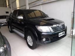 TOYOTA HILUX CD 4X4 SRV 3.0 diesel impecavel - 2013