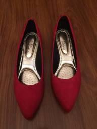 Sapato novíssimo