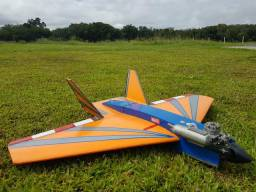 Aeromodelo Asa glow OS 32 (200km/h)