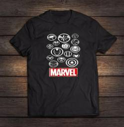 Camisetas Vingadores