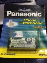 Bateria original da Panasonic para telefone
