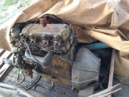 Motor a diesel completo