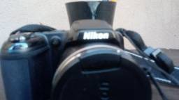 Vendo máquina fotografia Nikon l81