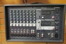 Título do anúncio: Mesa Ativa Cabeçote Yamaha EMX212S