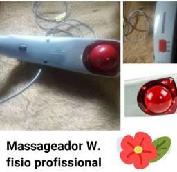 Massageador profissional fisio 110w