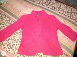 Blazer pink fem