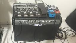 Amplificador line 6 spider II 210