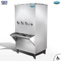 Bebedouros de água Industriais de 20, 50, 100 e 200 litros. Água gelada e natural